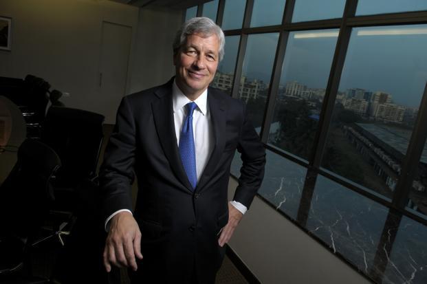 JPMorgan is not a fairweather friend, says Jamie Dimon