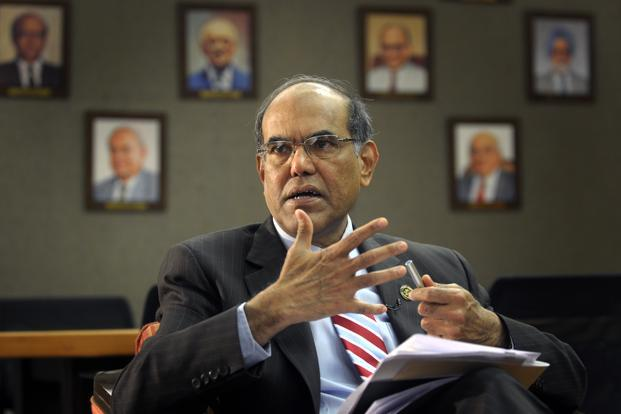 RBI governor Subbarao says not correct to say slowdown not a worry