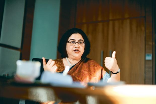 SME segment will be India's growth engine: Roopa Kudva