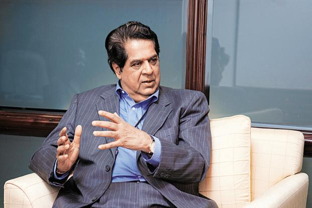 K.V. Kamath: Don't think interest rates are hurting projects