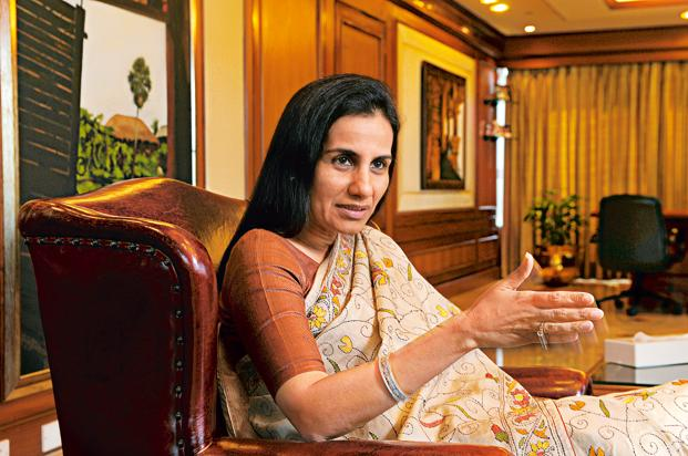 We will see additions to NPAs and restructured assets: Chanda Kochhar
