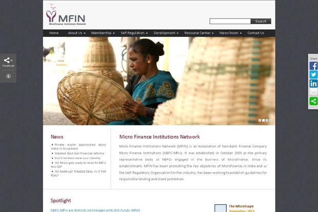 Microfinance institutions showing signs of maturity