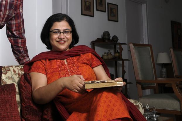 Roopa Kudva's 7-year itch at Crisil