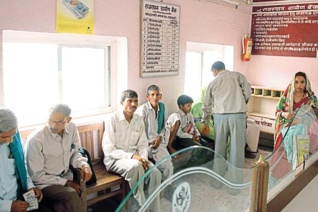 Poor people's access to financial services on the rise in India