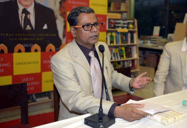 Sahara book launch in mumbai