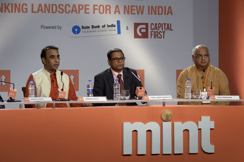 A new banking landscape for a new India