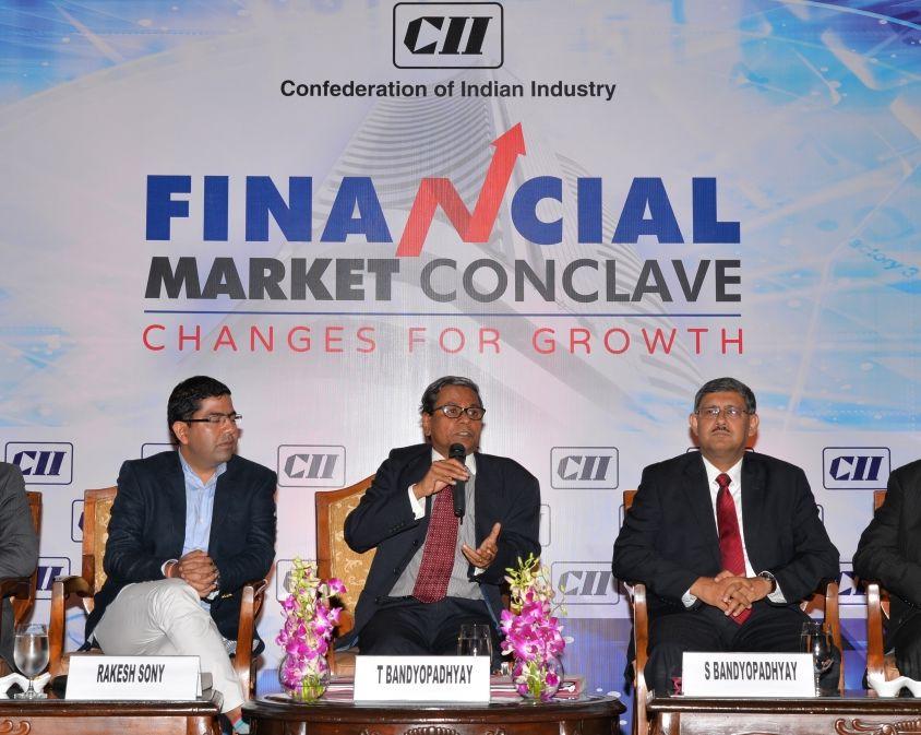 Financial market conclave