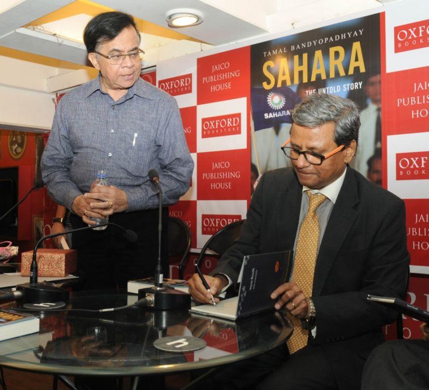 Sahara book launch in kolkata
