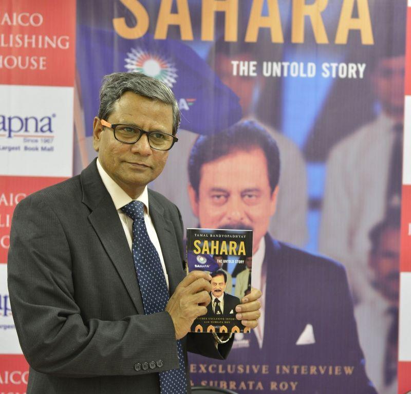 Sahara book launch in bangalore