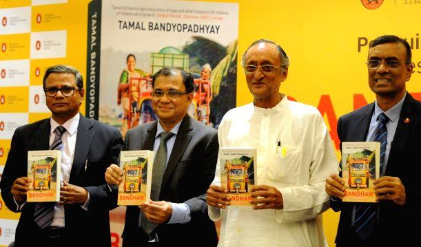 Bandhan book launch in kolkata